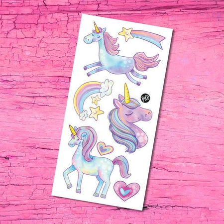 Temporary tattoo - The Cute Unicorns