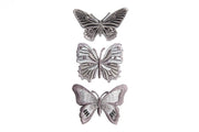 Silver Butterfly Patch #1