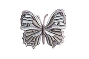 Silver Butterfly Patch #3
