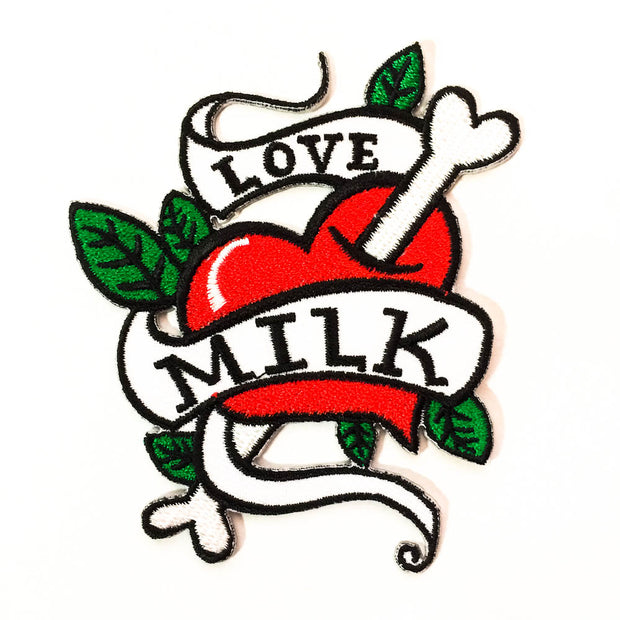 Love milk patch