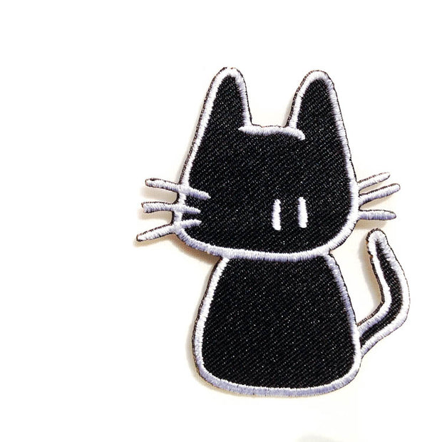 Cartoon Cat Patch