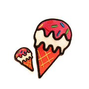 Ice Cream Cone Patch