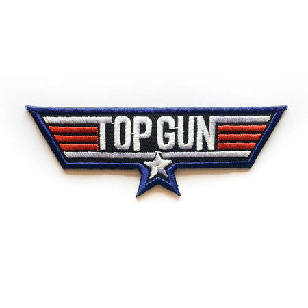 Top Gun Iron-on Patch