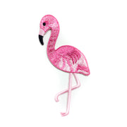 Pink Flamingo Patch