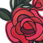 Floral Rose Patch (Sticker Patch) Sticker Patches