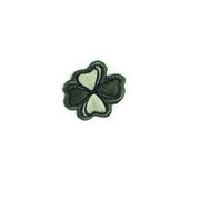 Sticker Patch & Enamel Pin (DUO) - Lucky Clover