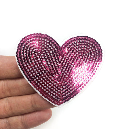 Pink Heart - GLITTER Collection