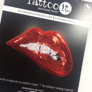 Red Lips - GLITTER Collection
