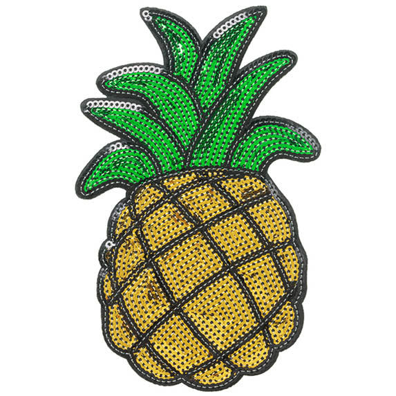 Pineapple - GLITTER Collection