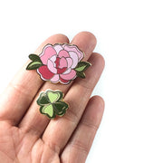 Floral pin