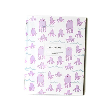 JELLYFISH, MINI NOTEBOOK