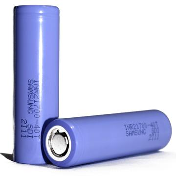 Samsung 40T 21700 4000mAh 30A Battery - The Vapour King