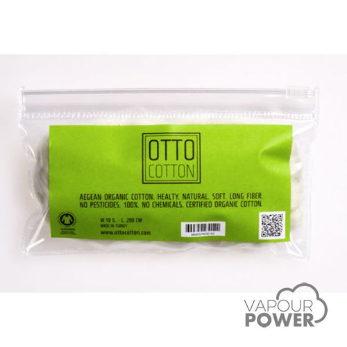 OTTO Cotton Super Soft Wicking Cotton 2 mt Pack - The Vapour King