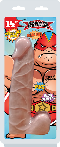 Wrestler Dildo - The Hammer