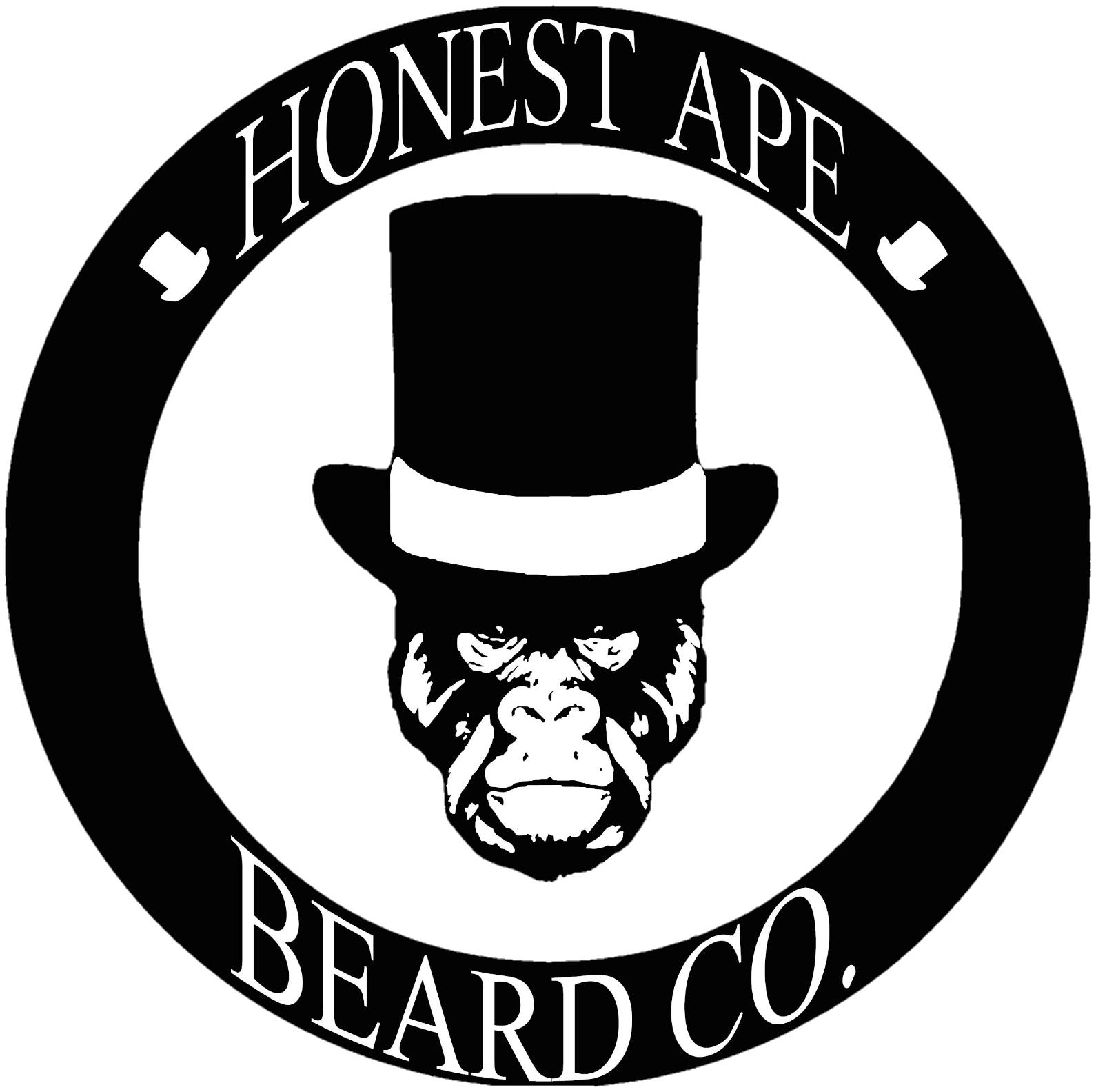 Honest Ape OG Logo Sticker