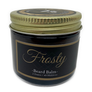 Frosty Beard Balm - Christmas Edition