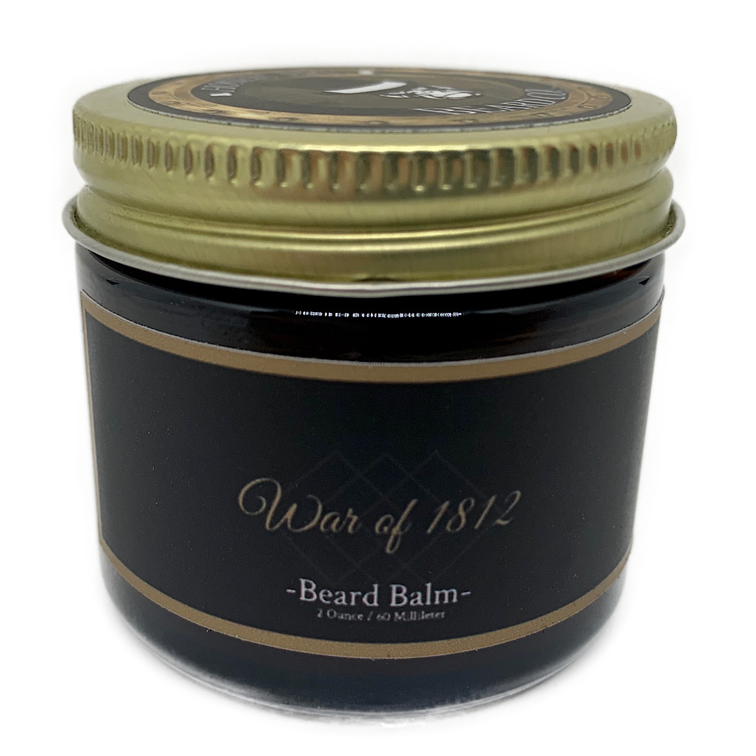 War of 1812 Beard Balm