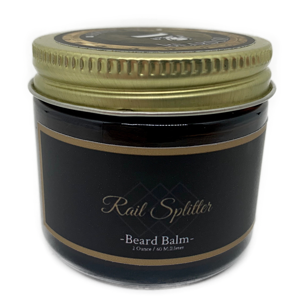 Rail Splitter Beard Balm