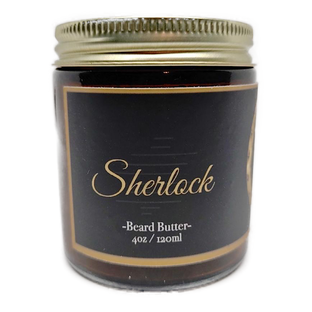 Sherlock Beard Butter