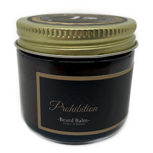 Prohibition Beard Balm