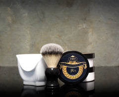 Men's Shaving Kit - Cork & Bubbles