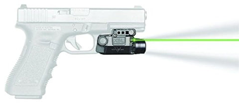 Viridian X5L Green Laser Sight and Tac Light, Universal Rail Mount, ECR Instant-On, Multiple Light Modes