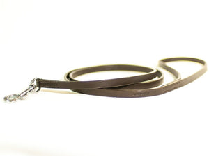 ELEGANT brown dog lead