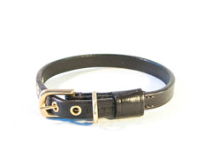 TIMELESS black cat collar