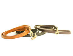 CLASSIC light brown dog lead