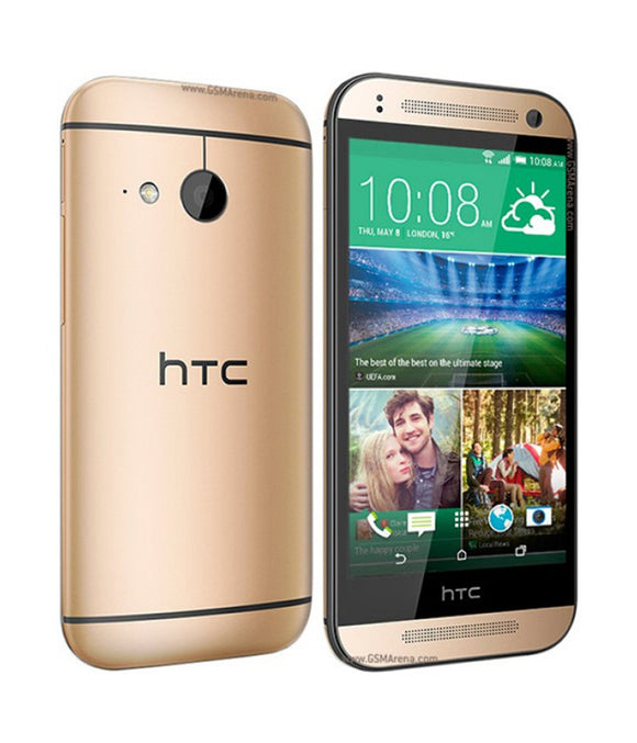 HTC One M8 - 16GB, HTC UltraPixel camera, 4G LTE