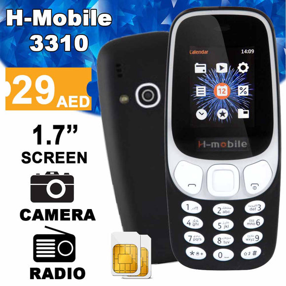 H-Mobile 3310
