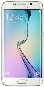 Samsung Galaxy S6 Edge - 32GB, 4G LTE, White