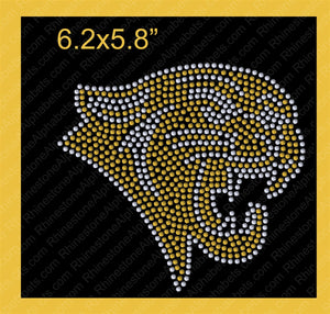 Panthers1 ,TTF Rhinestone Fonts & Rhinestone Designs