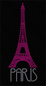 Paris 1 ,TTF Rhinestone Fonts & Rhinestone Designs