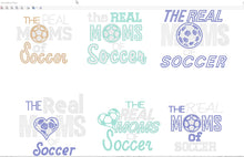 Real Moms of Soccer DSG Files (with plt) ,TTF Rhinestone Fonts & Rhinestone Designs