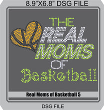 Real Moms of Baskeball DSG Files! ,TTF Rhinestone Fonts & Rhinestone Designs