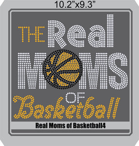 Real Moms of Baskeball 4 ,TTF Rhinestone Fonts & Rhinestone Designs
