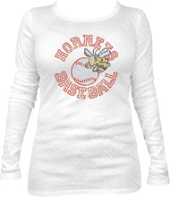 Hornet Baseball 1 - Rhinestone TTF  Alphabets and Rhinestone Designs