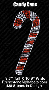 Candy Cane  ...  Coming Soon! ,TTF Rhinestone Fonts & Rhinestone Designs