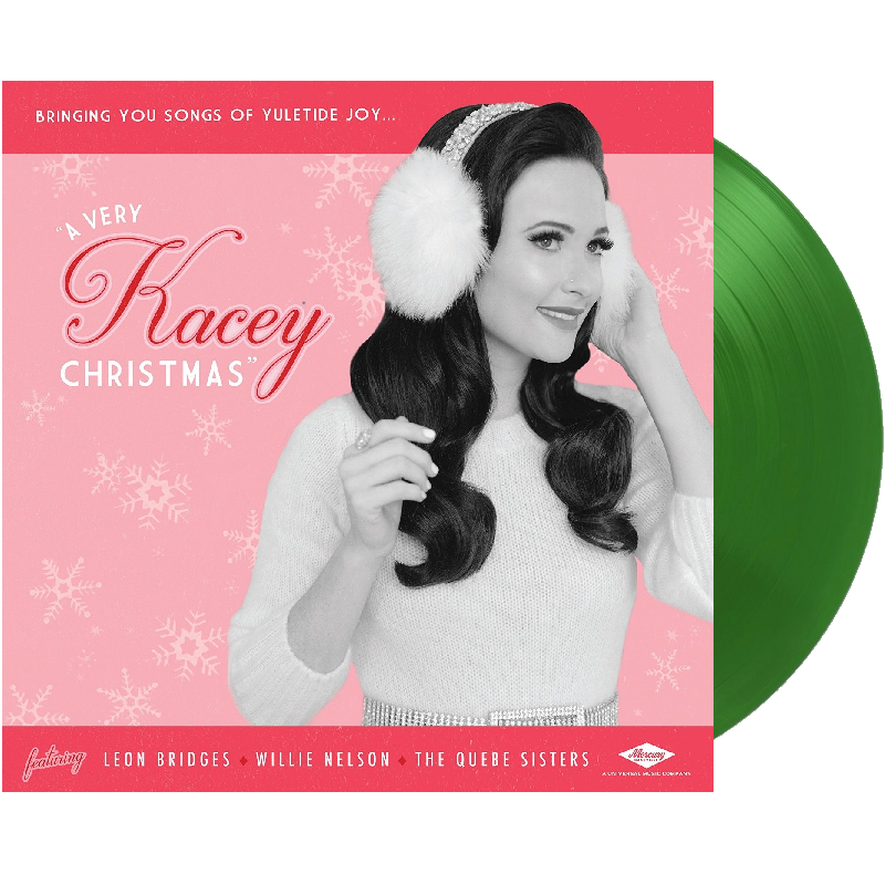 A VERY KACEY CHRISTMAS - VINYL – The Kacey Musgraves Store