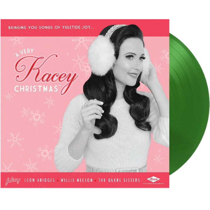 A VERY KACEY CHRISTMAS - VINYL