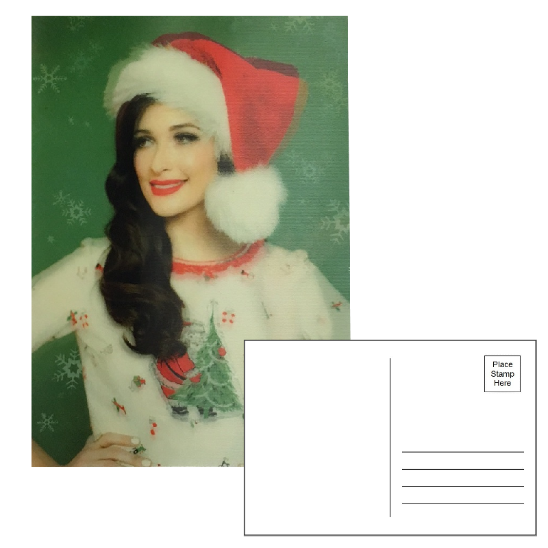 ANIMATED CHRISTMAS CARD – The Kacey Musgraves Store