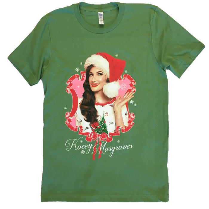 A VERY KACEY CHRISTMAS TEE
