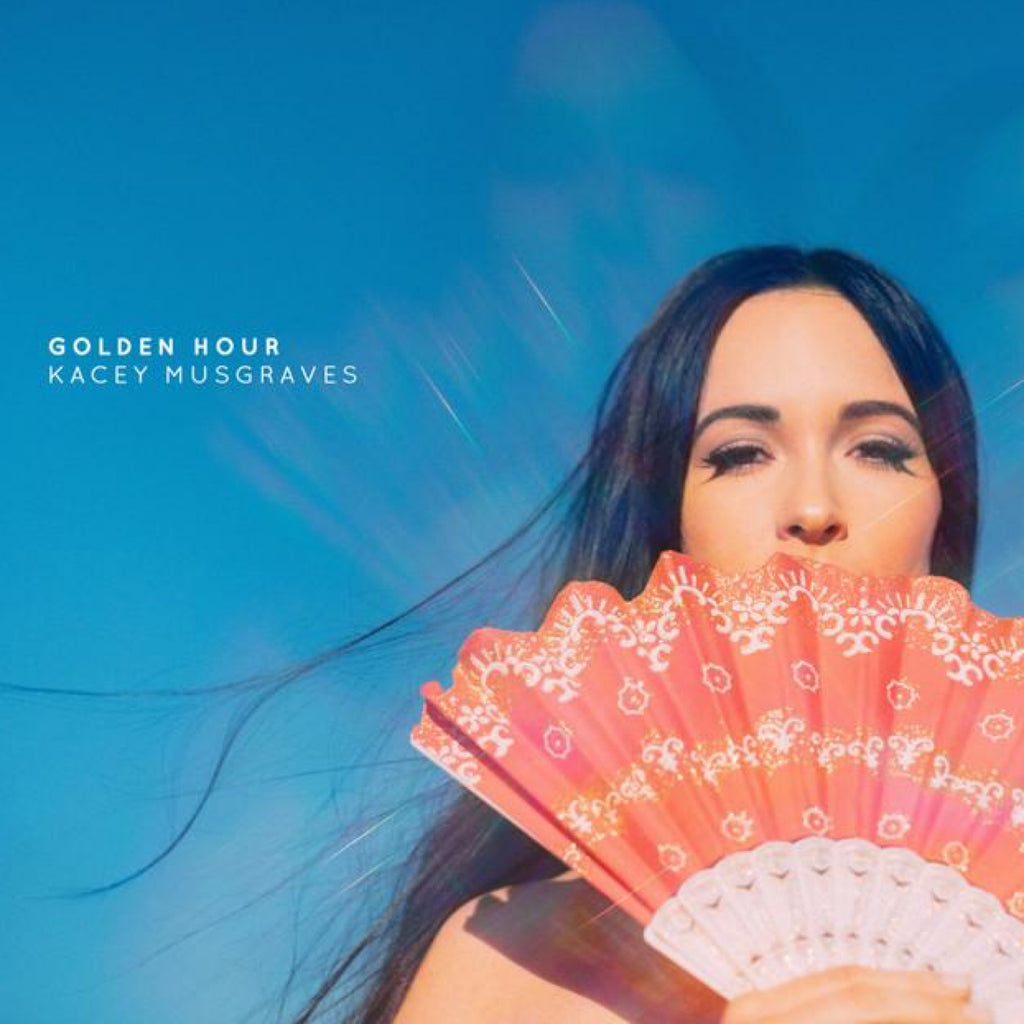 GOLDEN HOUR (CD) – The Kacey Musgraves Store