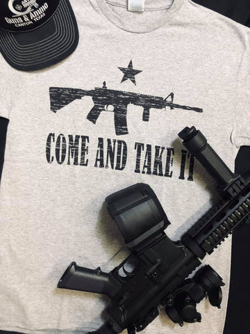 Come and Take it AR Tee
