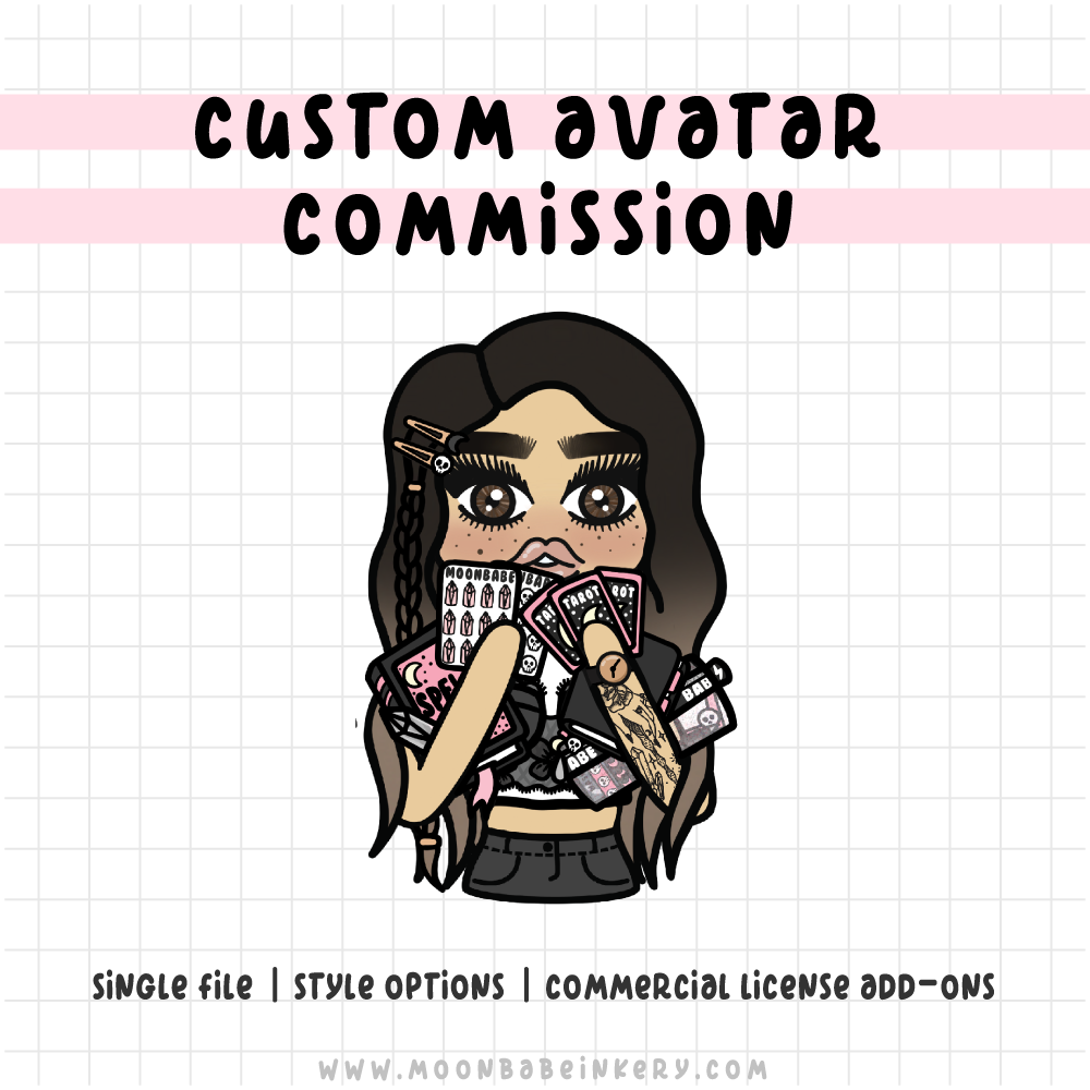 Custom Avatar Commission