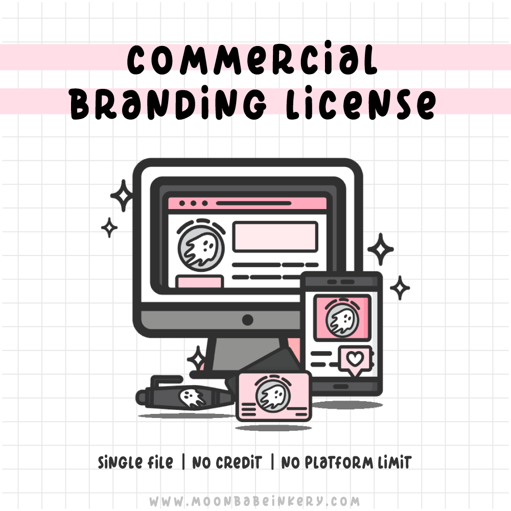 Commercial Branding License