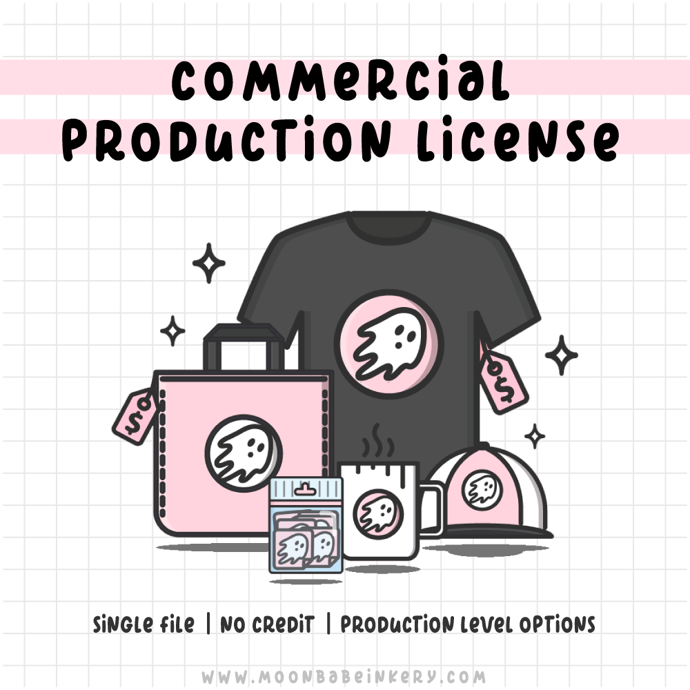 Commercial Production License