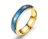 Color Changing Heartbeat Mood Ring (Gold) - Ello Elli Online Store