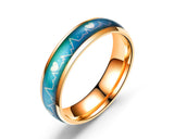 Color Changing Heartbeat Mood Ring (Rose Gold) - Ello Elli Online Store